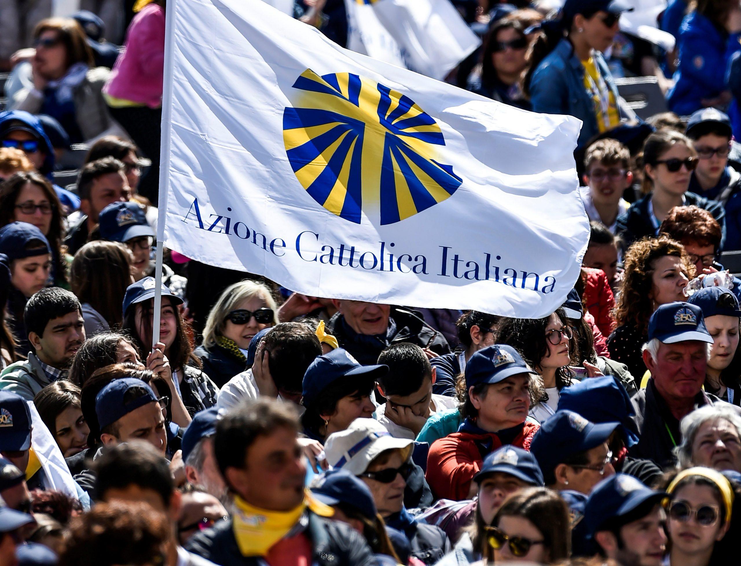 Bandiera Azione Cattolica