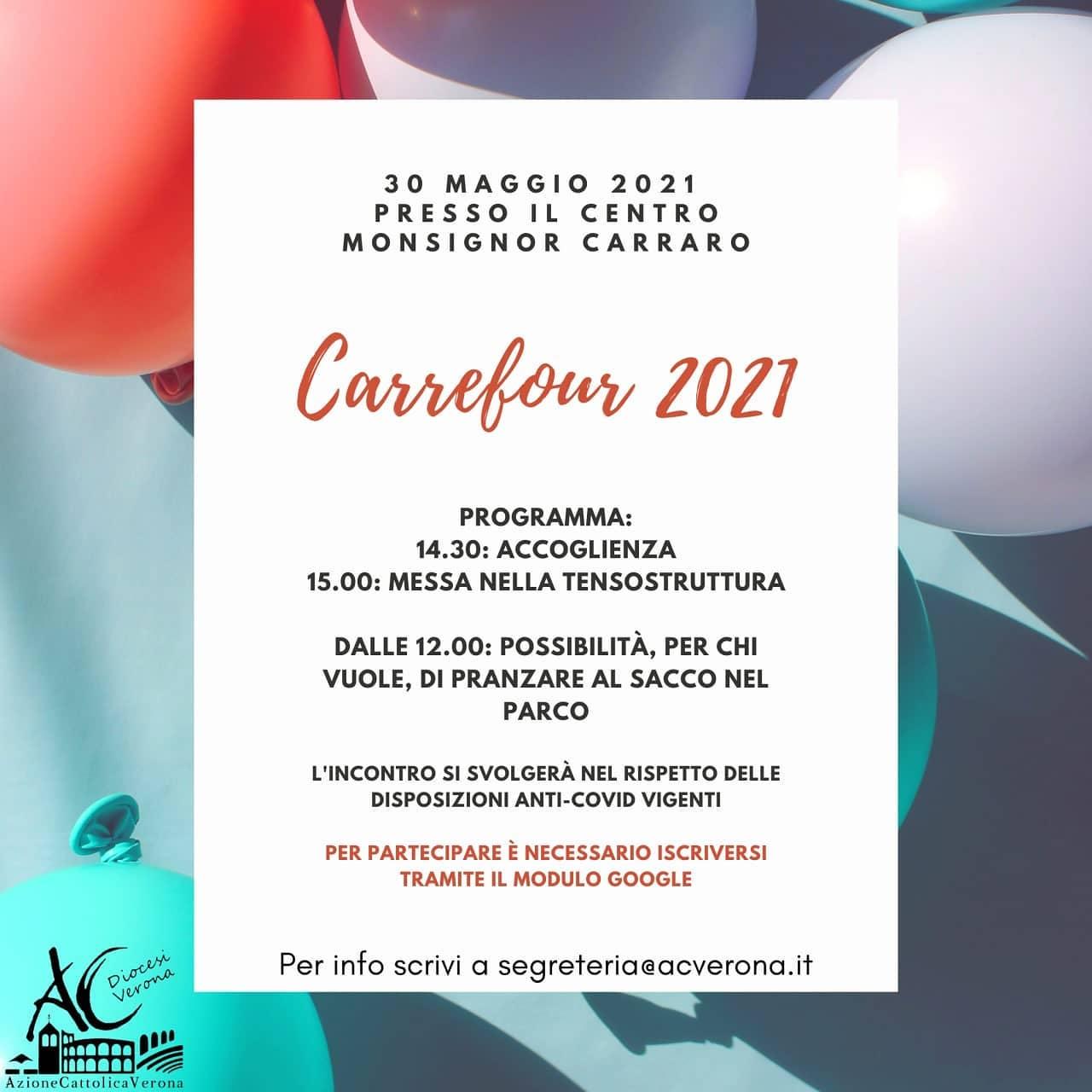 Volantino Carrefour 2021